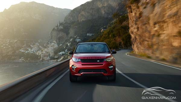 Giá xe Land Rover Discovery Sport