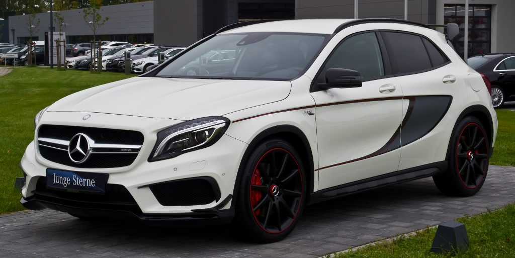 Mercdes-Benz GLA