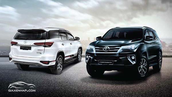 Top 7 SUV 2019 - Toyota Fortuner