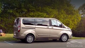 Ford Tourneo 2019 - MPV 9 chỗ
