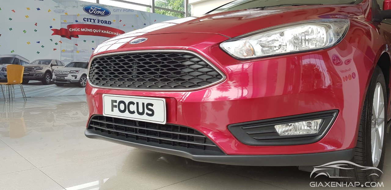 Ford Focus Trend Sedan 2019