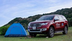 Ford Everest 2020