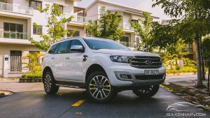 Ford Everest Bi-Turbo 2019
