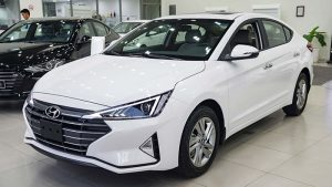 Hyundai Elantra 1.6 6AT 2020