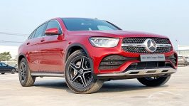 Mercedes-Benz GLC 300 Coupe 4Matic