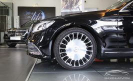 Mercedes-Benz Maybach S 560 4Matic 2020