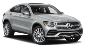 Mercedes-Benz GLC 300 Coupe 4MaticMercedes-Benz GLC 300 Coupe 4Matic