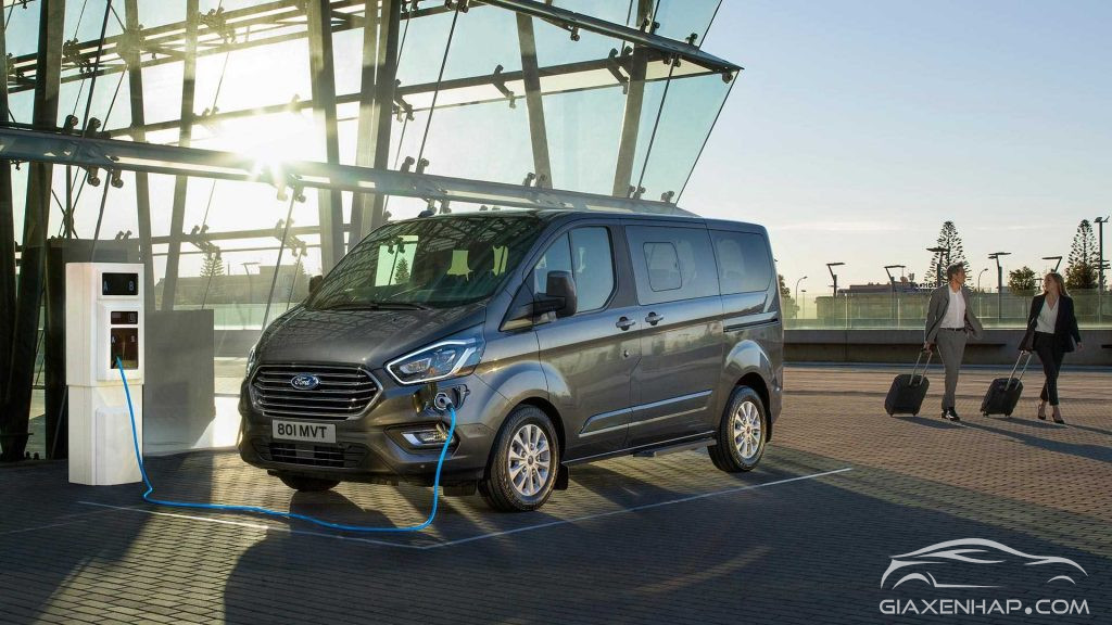 HOT FORD TOURNEO 2019