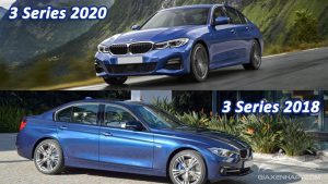 BMW 3 Series 2020 vs BMW 3 Series 2018