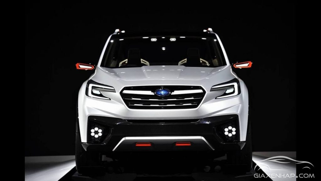 Subaru Forester 2020 đầy uy lực
