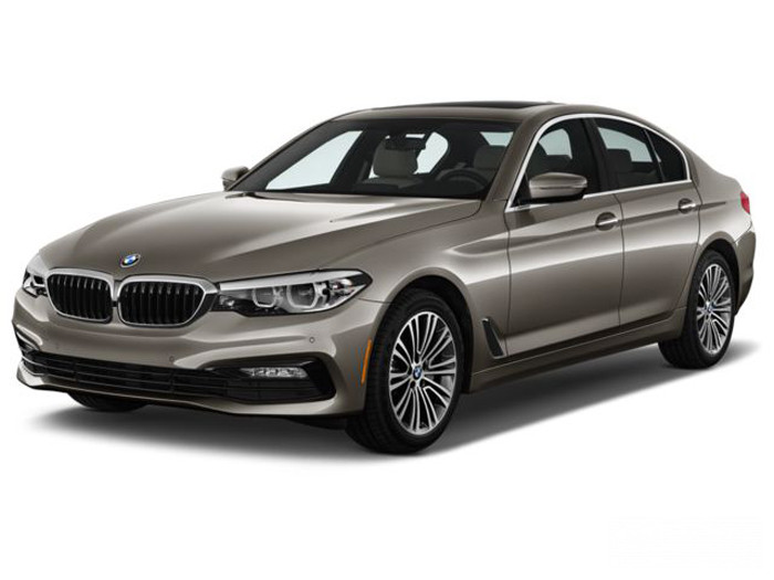BMW 5 Series 2020 - Cashmere Silver