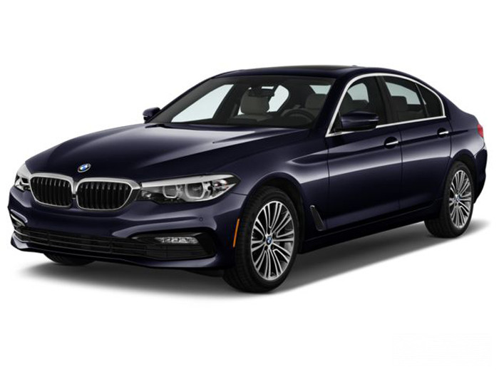 BMW 5 Series 2020 - Imperial Blue Metallic