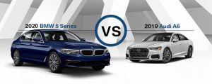 BMW 5 Series 2020 vs Audi A6 2019