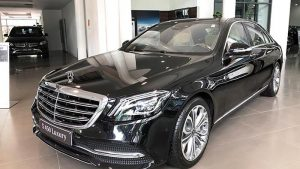 Mercedes-Benz S450L Luxury 2020