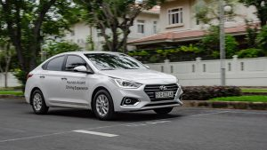 Hyundai Accent 1.4 6AT 2020
