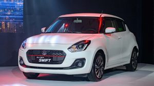 Suzuki Swift GLX 2020