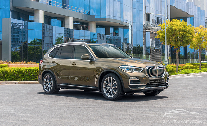 BMW X5 xDrive40i xLine Plus 2020