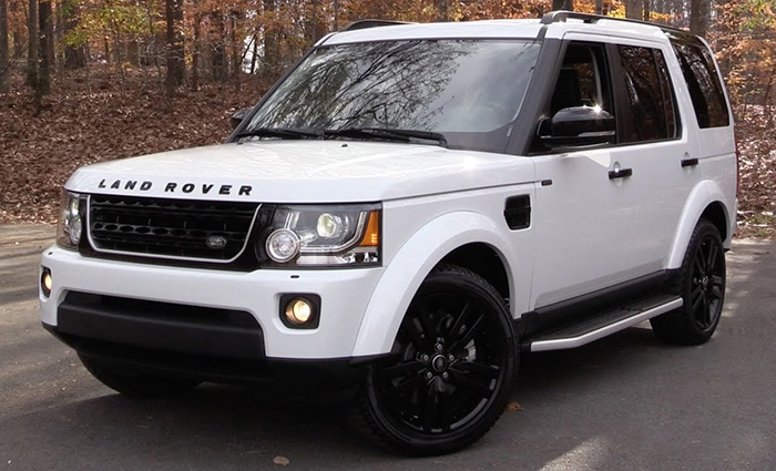Discovery 4 LR4 (2009 - 2016)