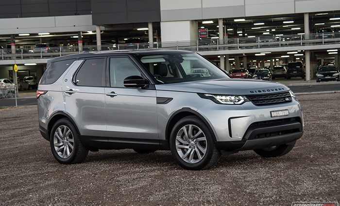 Land Rover Discovery thế hệ thứ 3 (2017 – nay)