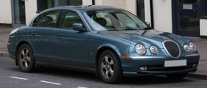 Jaguar S-Type V6 (1999)