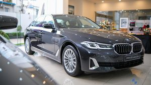 BMW 520i Luxury Line