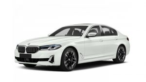 BMW 5 Series Luxury Line