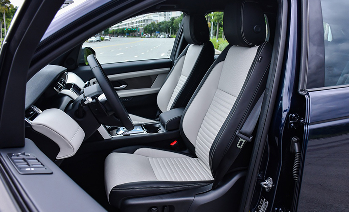 Nội thất Discovery Sport